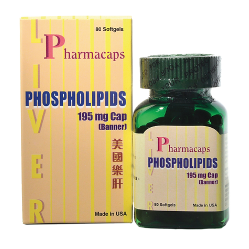 Phospholipids 「樂肝」