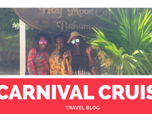 First time Carnival Cruise Experience