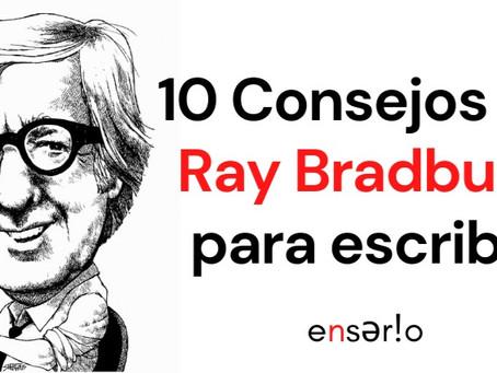 10 Consejos de Ray Bradbury para escribir