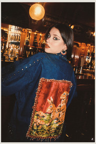 Nicole Wallace. Metal Magazine