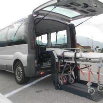 trasporti per disabili in Trentino