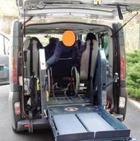 taxi per disabile Bolzano