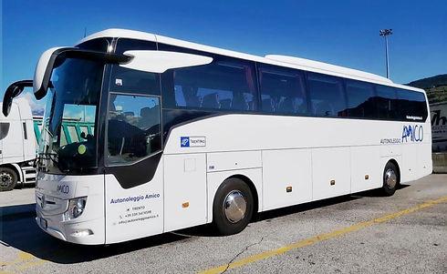 noleggio autobus di Autonoleggio Amico.j