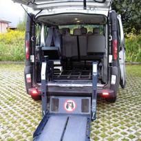 taxi per disabile Rovereto