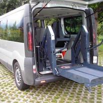 trasporto passeggeri disabili Trento