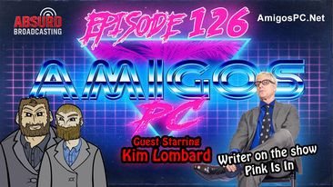 126. Kim Lombard writer of Pink is in