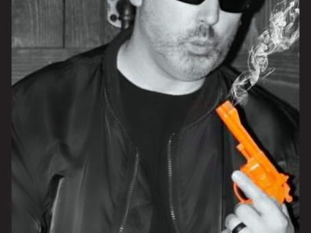 112. Cop Comic Jim Perry at Jp's Comedy Club