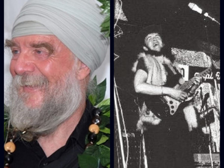 123. Antion Vikram Singh AKA Vic Briggs Guitarist w/ The Animals