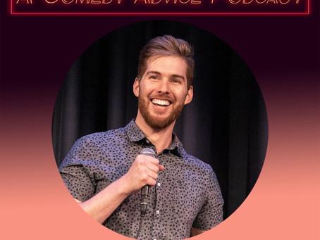 Episode 66. A Comedy-Advice Podcast Stephen Settanni in port a potty talk
