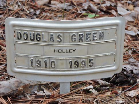 Douglas Green - Richard's son