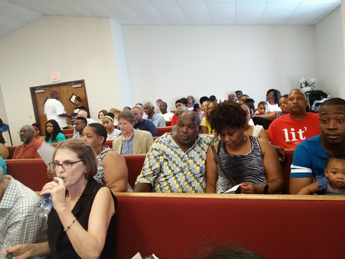 New Jerusalem Baptist Church
