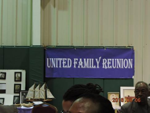 Reunion Banquet