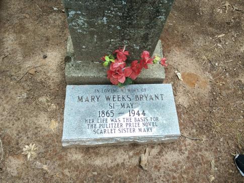 Mary Weeks Bryant - novelist
