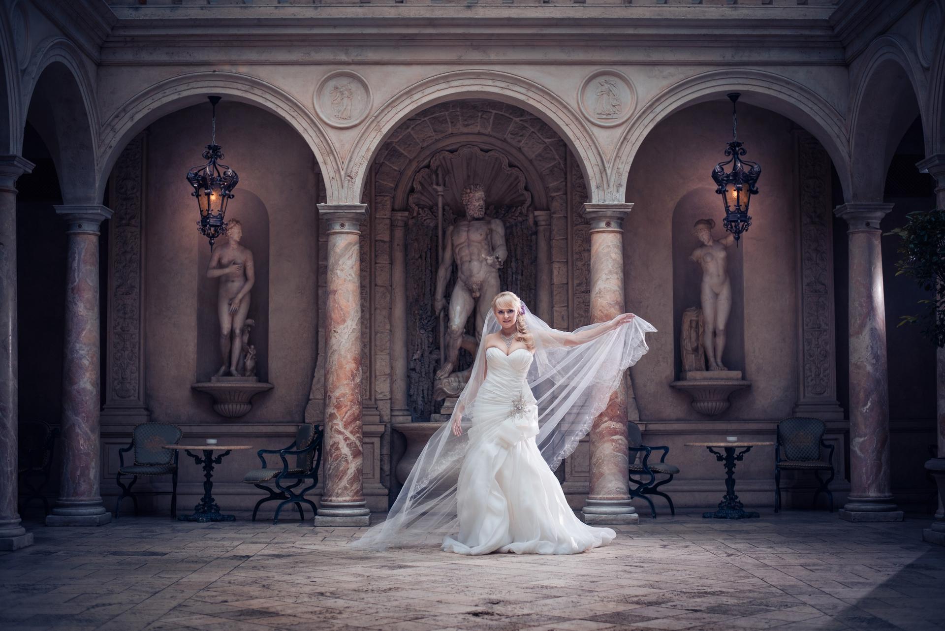 фото свадьбы в Турандот