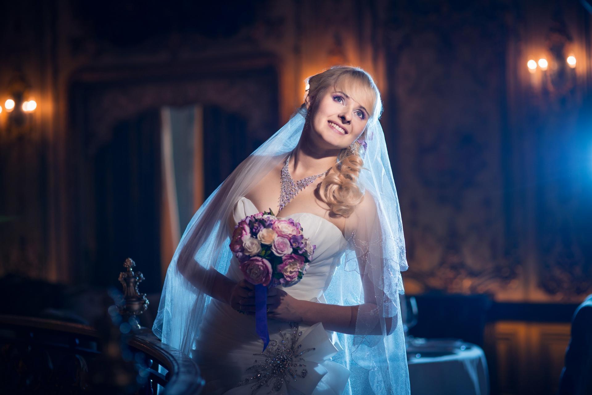 профессиональное свадебное фото