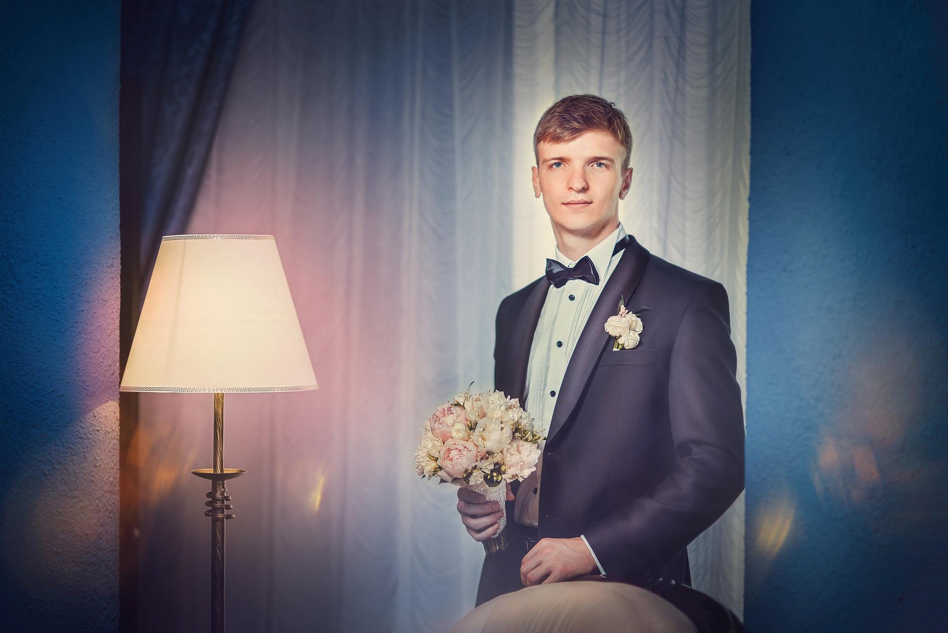 интерьер свадьбы