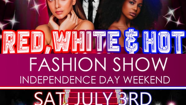 Red, White and Hot Fashion Show