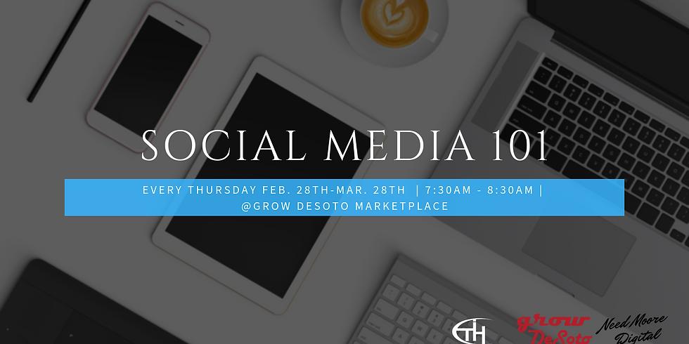 Small Business Training - Digital Media Marketing