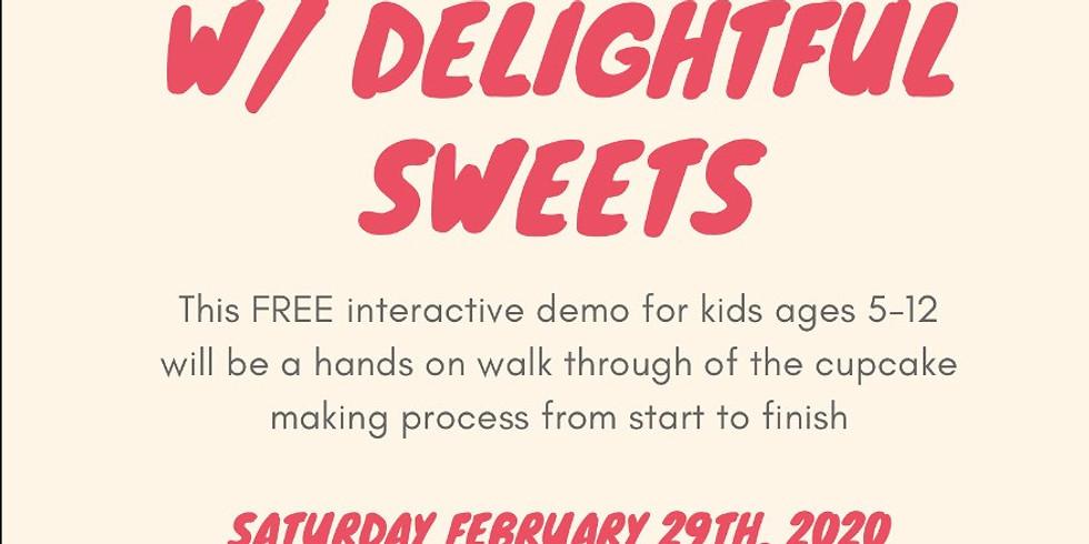 Cupcaking 4 Kids w Delightful Sweets