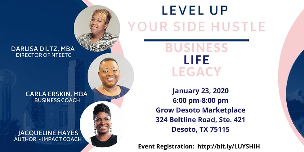 Level Up Your Side Hustle