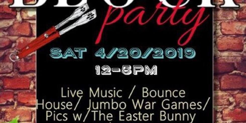 Spring Fest Block Party