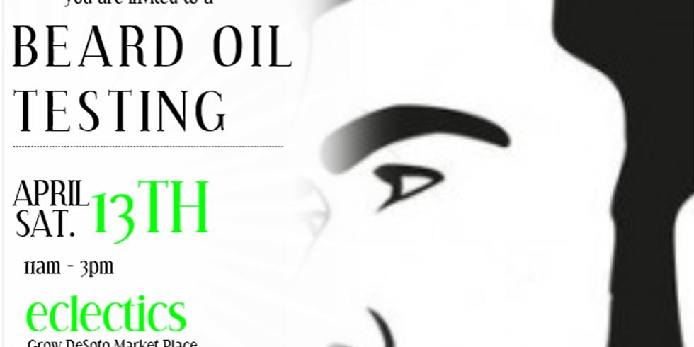 Eclectics Presents: Beard Oil Testing
