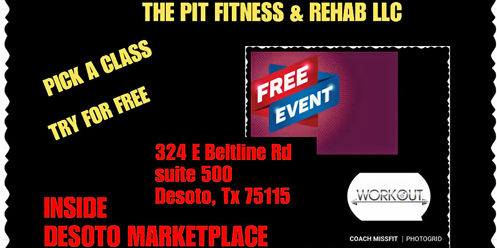 Free Fitness Classes by The Pit Fitness & Rehab LLC (1)