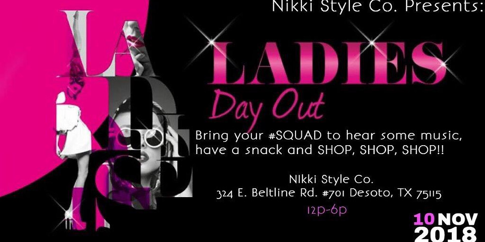 Ladies Day Out with Nikki Style Co.