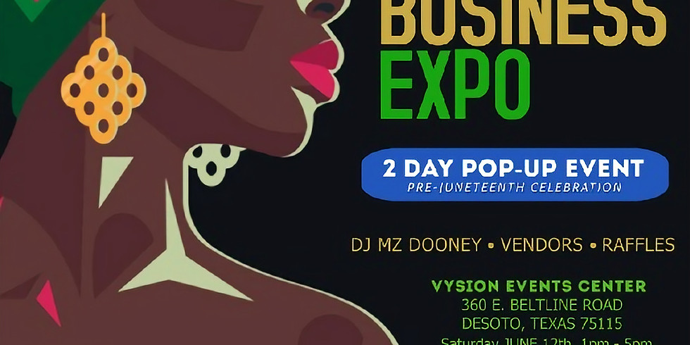 Buy Black Small Business Expo
