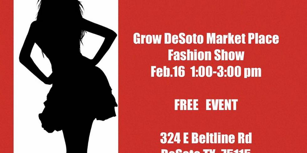 Grow Desoto Fashion Show
