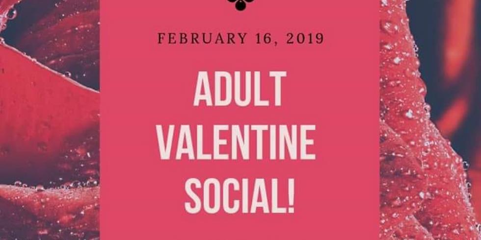 Adult Valentine Social