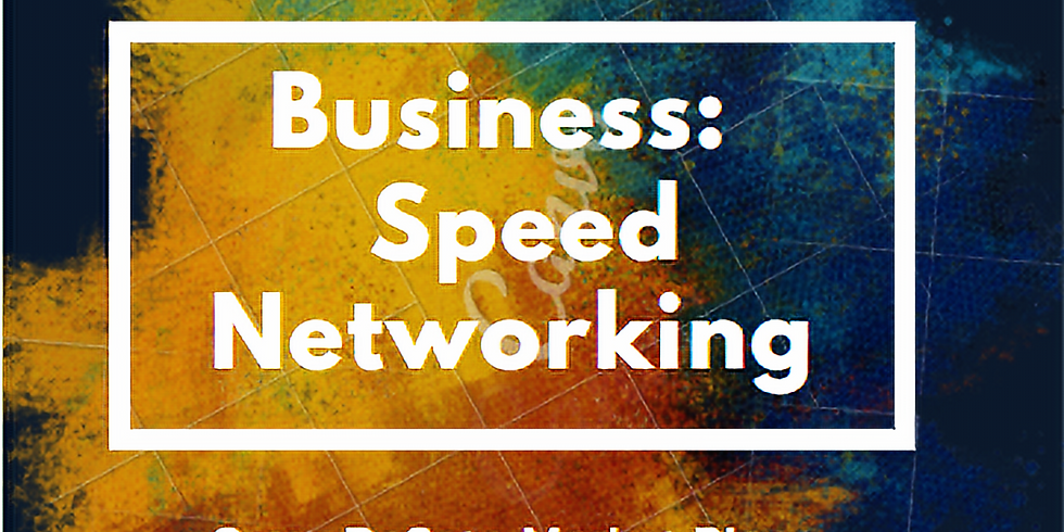 Business:  Speed Networking