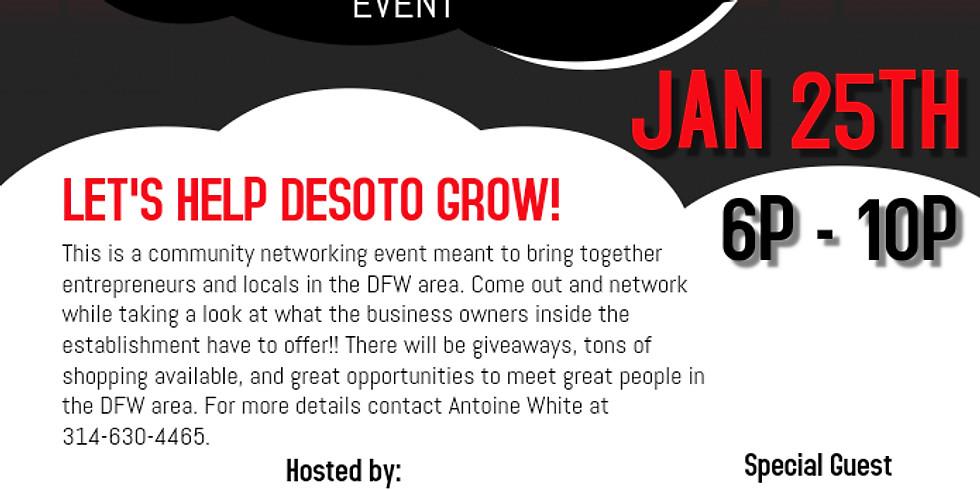 Grow DeSoto Community Networking Event