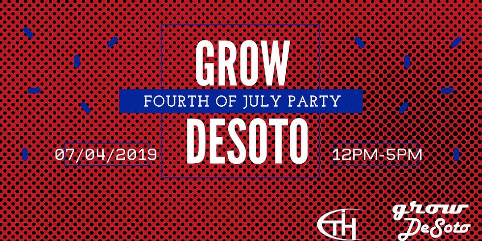 4th of July @ Grow Desoto