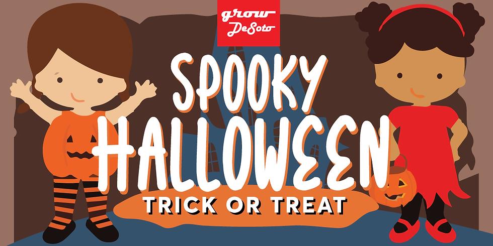 Halloween Spooky House - Thursday, October 31