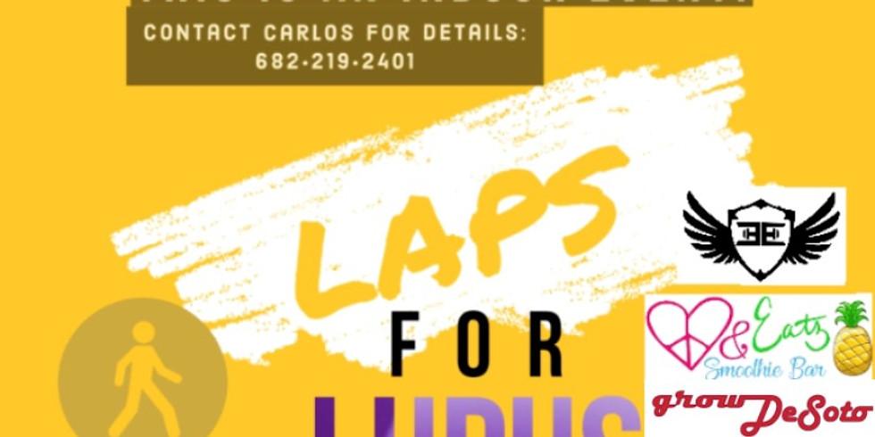 Laps for Lupus
