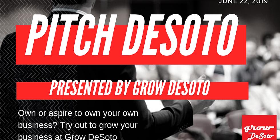 Pitch Desoto