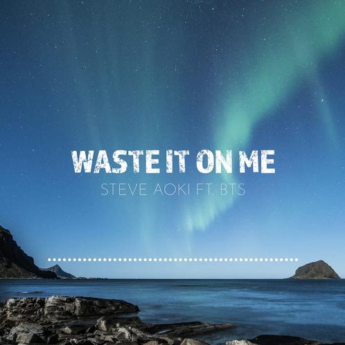 Steve Aoki ft  BTS - Waste It On Me (Original)