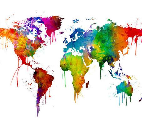 Going Global...