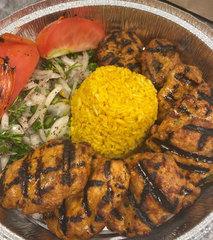 TURKISH CHICKEN MEATBALLS