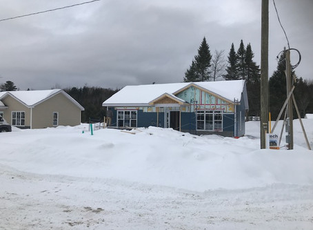 Tobique Residential Project