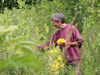 'Een rondje langs de velden': Wouter van Eck