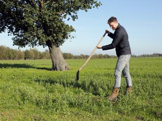 'Een rondje langs de velden': Mark Venner