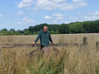 'Een rondje langs de velden': Nicolaas Geijer