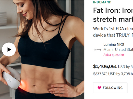 How we helped Fat Iron raise $1.4 million in the midst of a global pandemic