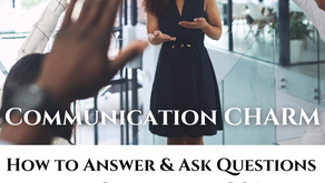 How to Answer & Ask Questions and Shine in any Q&A