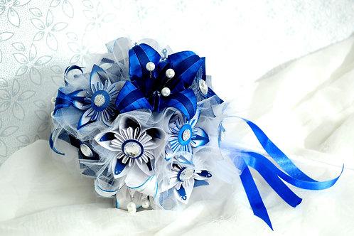 Bouquet de fleurs en origami Fleurigami