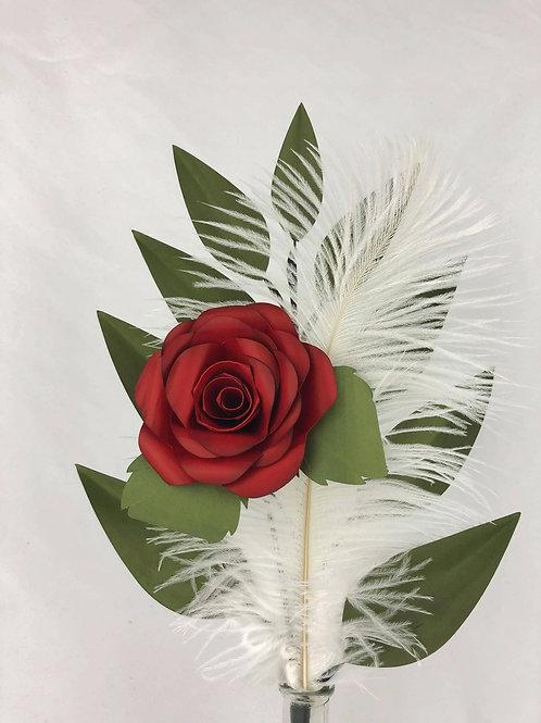 ROUGE - Rose éternelle Rouge