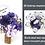 Thumbnail: Bouquet de fleurs en papier