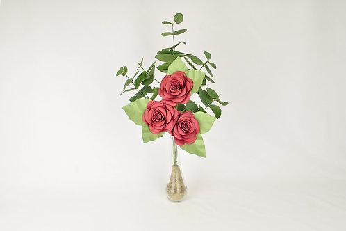 Boîte créative ROSA DIY - Bouquet de Roses en papier